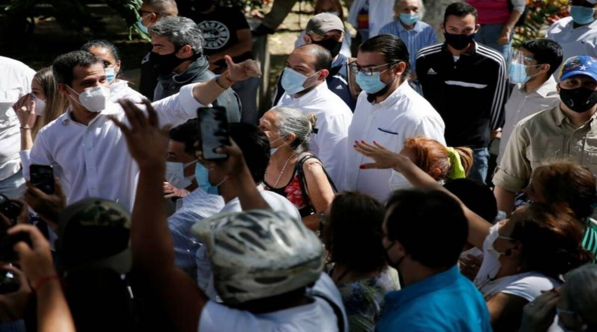 Opposition go for a popular consultation to throw Nicolas Maduro, Venezuela