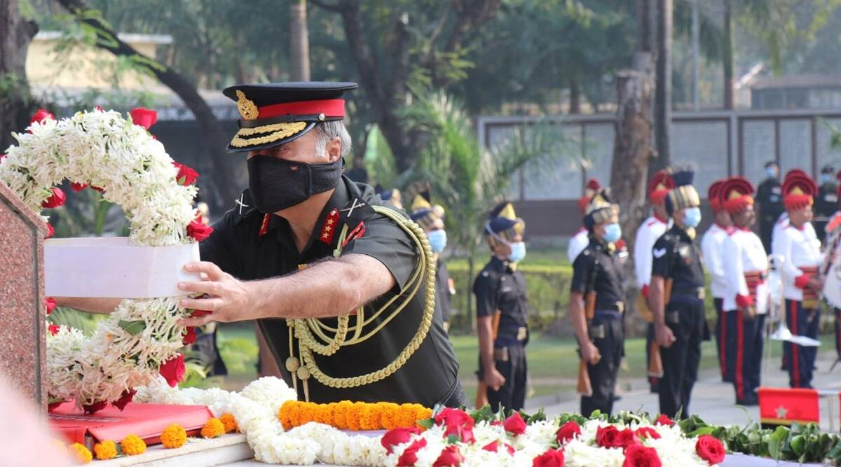 Vijay Diwas, Bangladesh war, Bangladesh war 1971, vijay diwas anniversary, Southern Command of the Indian Army, indian express news