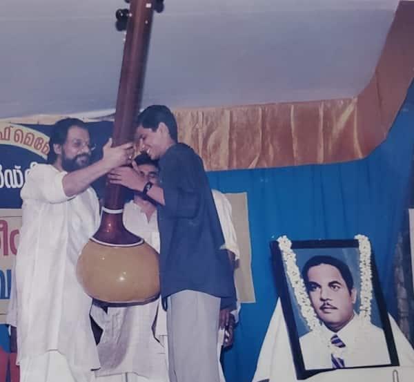Vishnudev KS, Vishnudev, Vishnudev KS Margazhi, Chennai margazhi