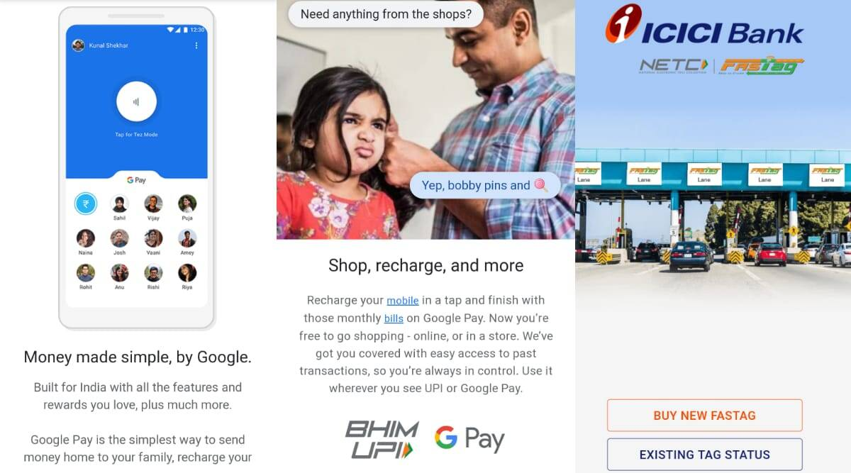FASTag recharge, How to get FASTag, FASTag Google Pay, ICICI Bank FASTag, Google Pay FASTag, Gpay FASTag, Google FASTag, online FASTag, ICICI Google, Google Pay FASTag, FASTag Paytm