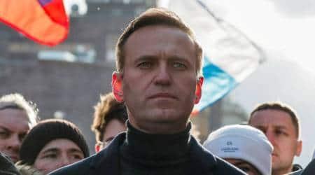 Alexei Navalny, Lyubov Sobol released, Moscow news, World news, Indian Express