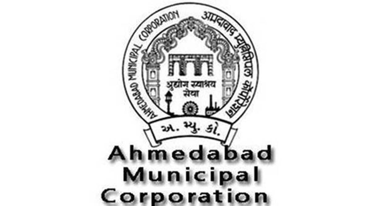 Ahmedabad Municipal Corporation, AMC, AMC workers strike, AMC workers protest, Ahmedabad news, indian express news