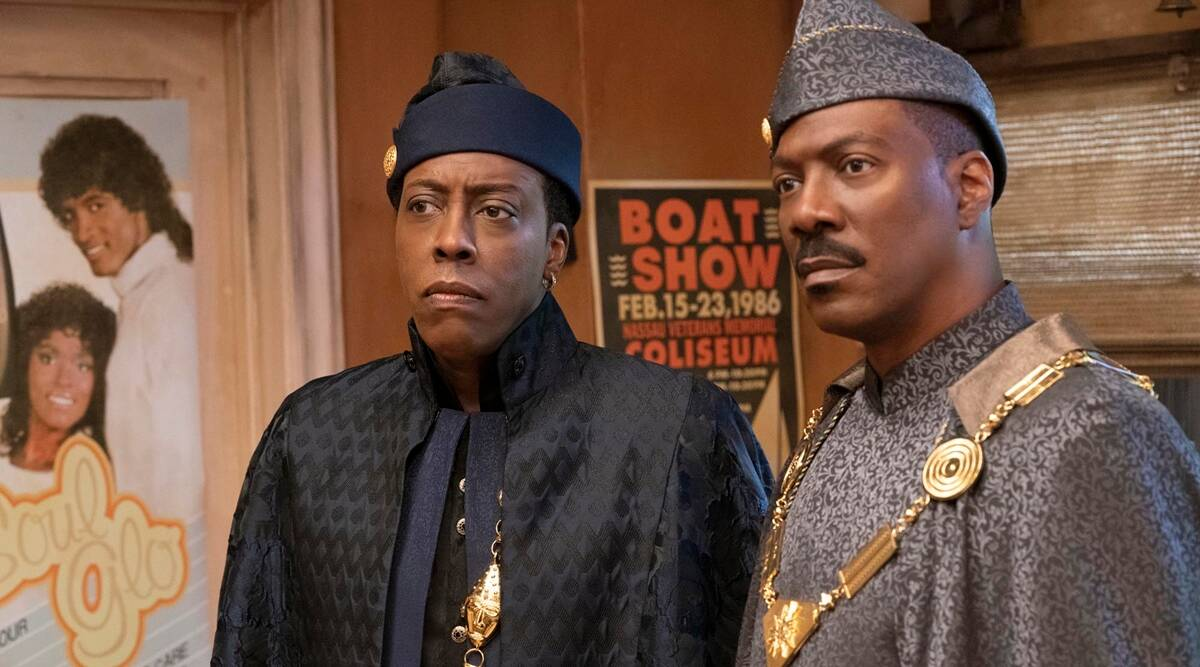 'Coming 2 America' drops first trailer featuring Eddie Murphy, Arsenio Hall