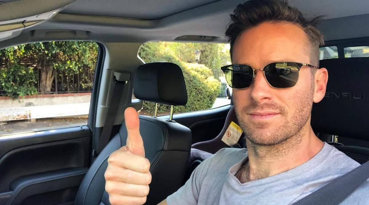 armie hammer, armie hammer The Godfather