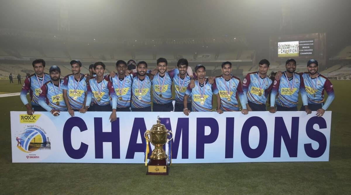 Shahbaz Ahmed shines as Tapan Memorial win inaugural Bengal T20 Challenge 2020