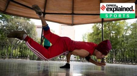 breakdancing, breakdancing at the olympics, breakdancing olympics, breakdancing paris olympics, 2024 olympics, Indian Express