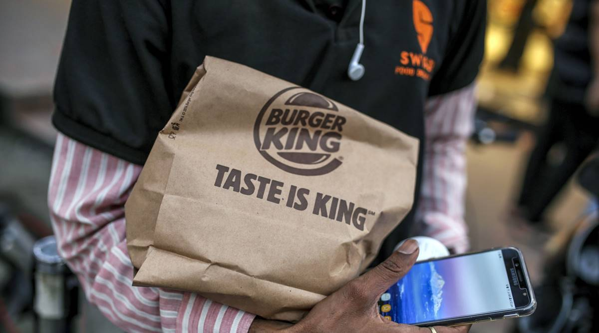 burger king, burger king ipo