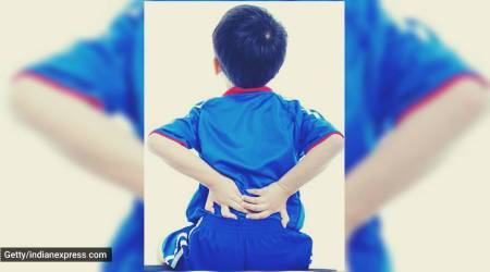 child spinal disorder