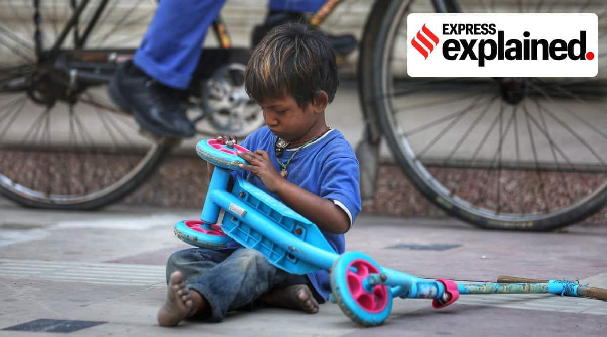 Malnutrition in India, India malnutrition in children, children malnutrition, India lockdown children malnutrition, Indian Express