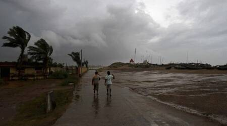 storms in 2020, hurricanes in 2020, cyclonic storms, World Meteorological Organisation, Atlantic Ocean, Indian express news