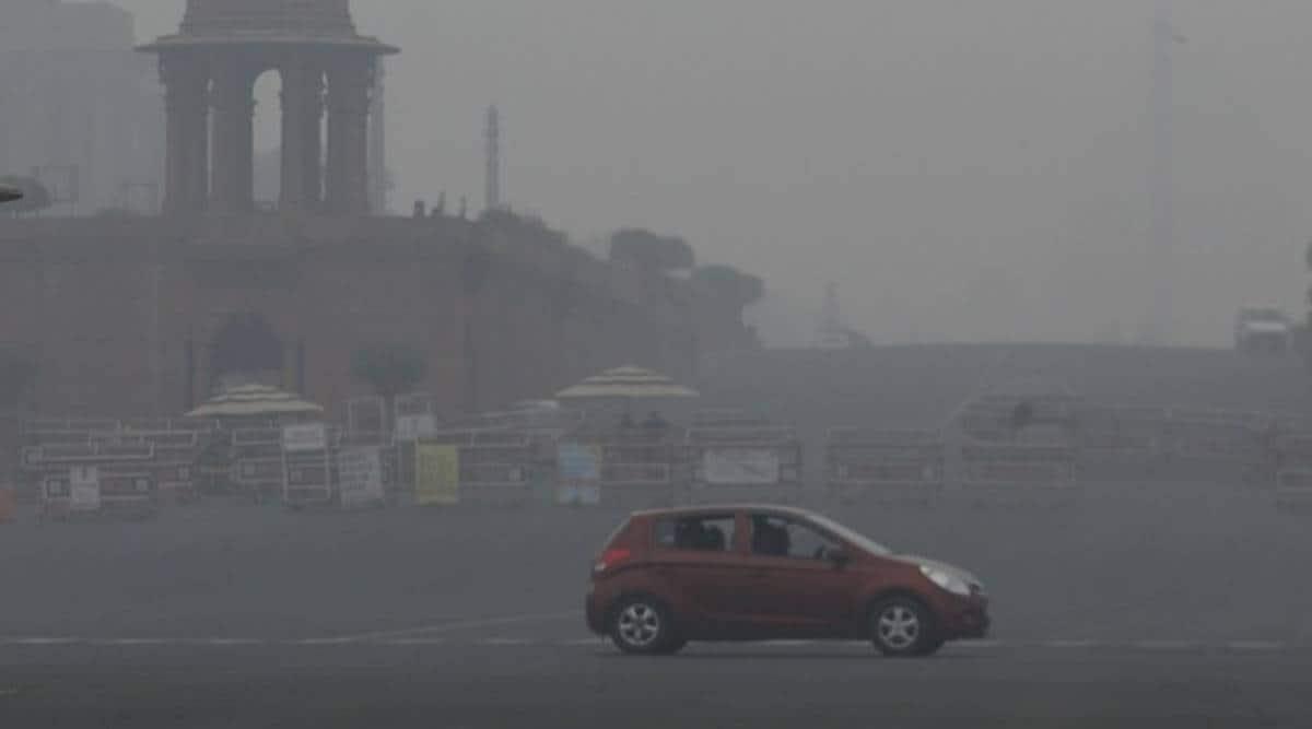 north india winter, north india cold wave, north india temperature, imd, delhi temperature, delhi cold, delhi winter, pUNJAB, Haryan, Jammu kashmir, indian express