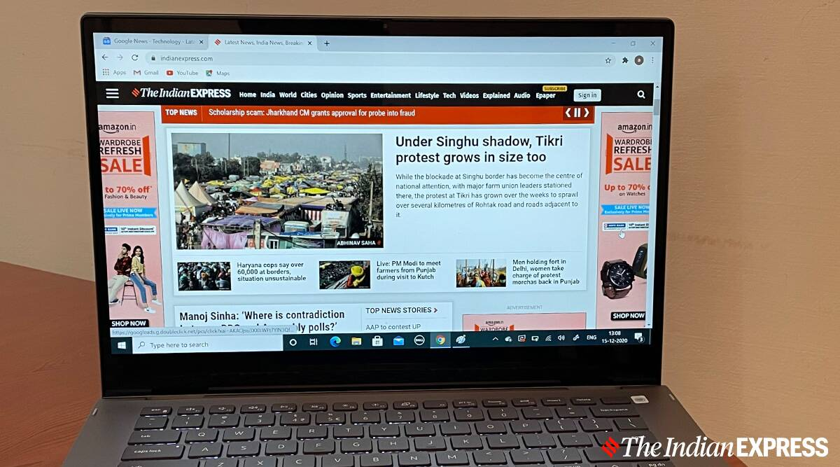 Dell Inspiron 14 (5406) 2-in-1, Dell Inspiron 14 (5406) 2-in-1 review, Dell Inspiron 14 (5406) 2-in-1 price in India, Dell Inspiron 14 (5406) 2-in-1 specs, Dell Inspiron 14 (5406) 2-in-1 features