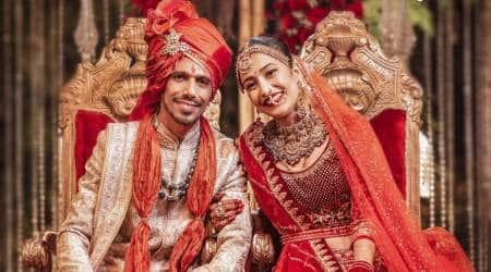 Yuzvendra chahal married