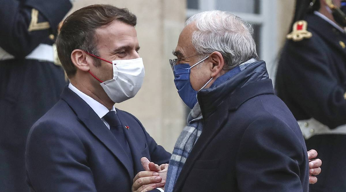 France's Emmanuel Macron blames his COVID on negligence, bad luck