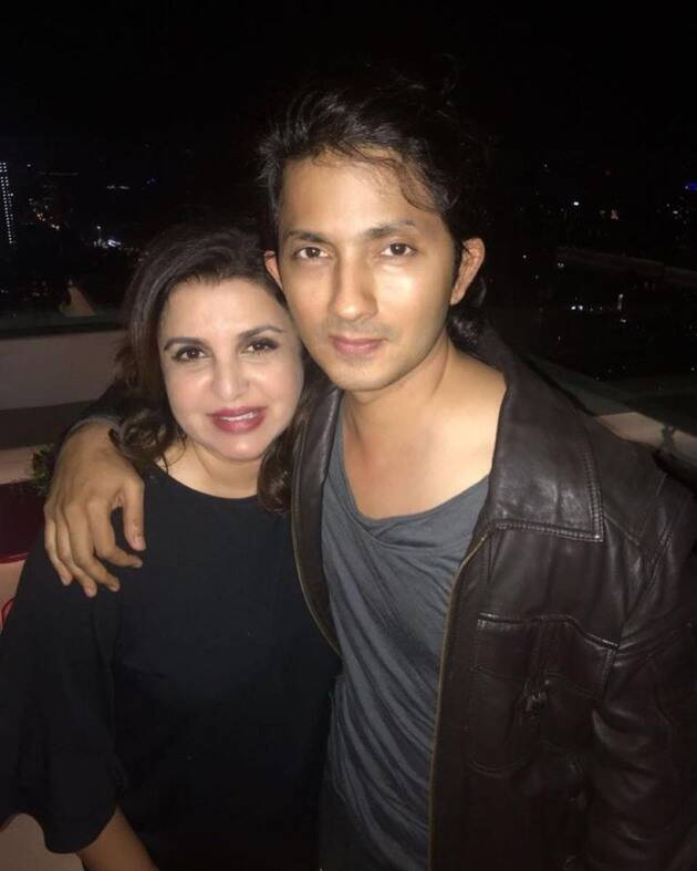 farha khan, shirish kunder