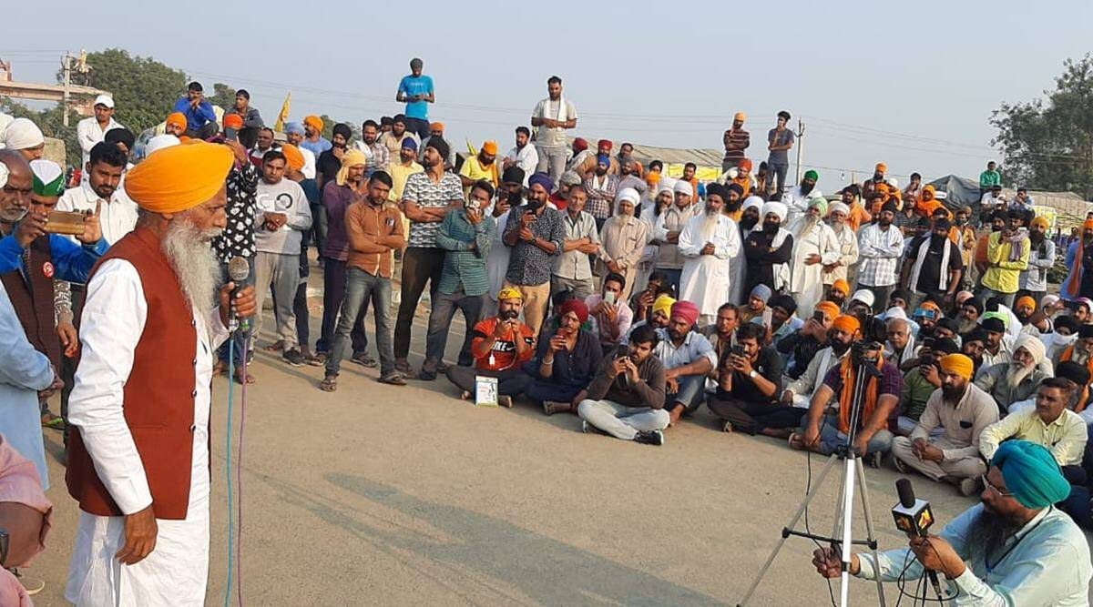 Support grows, farmers stage protest across Haryana