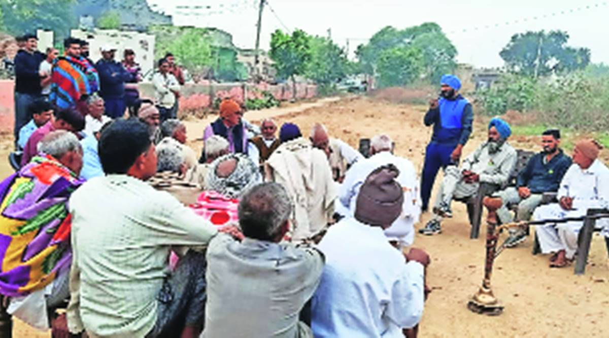 United in protest, Haryana-Punjab farmers say: 'If our land goes what will we do with water'