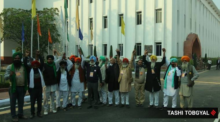 Farmers protest, Narendra Singh Tomar, Farmers talks with Centre, Agriculture Minister, Farmers unions talks with Centre, farm laws, MSP, Punjab Farmers, Haryana, Indian express news