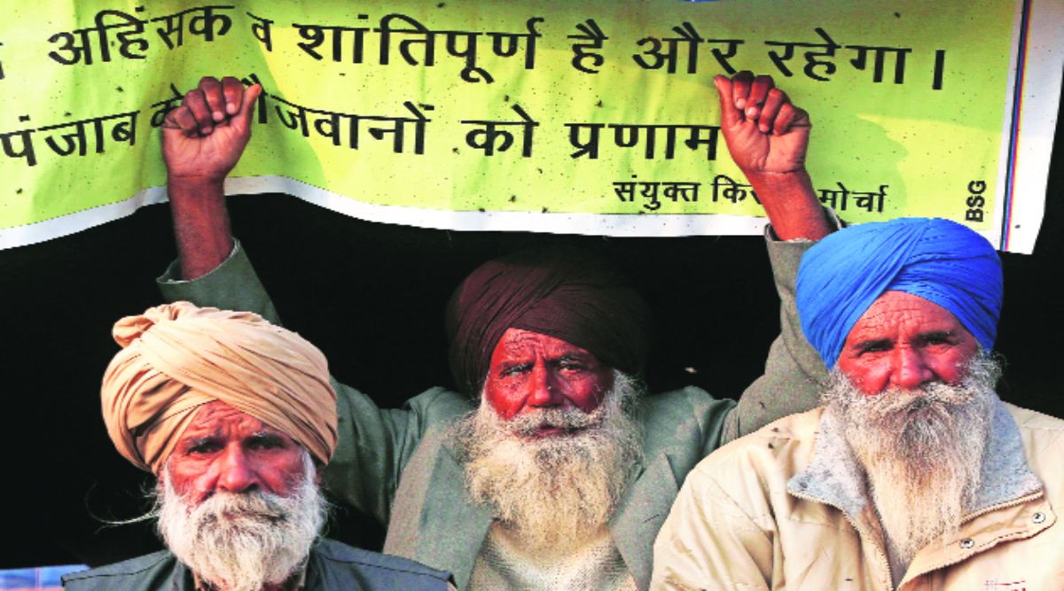 With home support, farm stir gains strength in Haryana, toll plazas made free for 2nd day