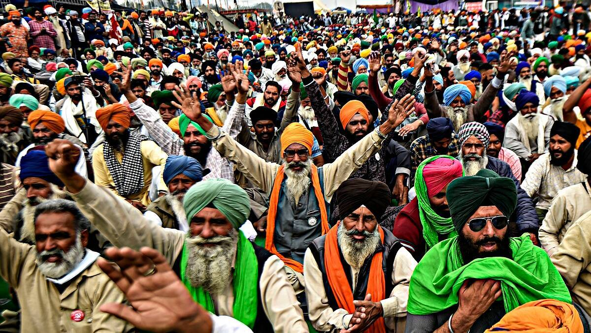 Farmers' protests, Punjabi songs for farmers protests, Punjab, Siddhu Moosewala songs farmers protests, Chandigarh city news, Indian Express