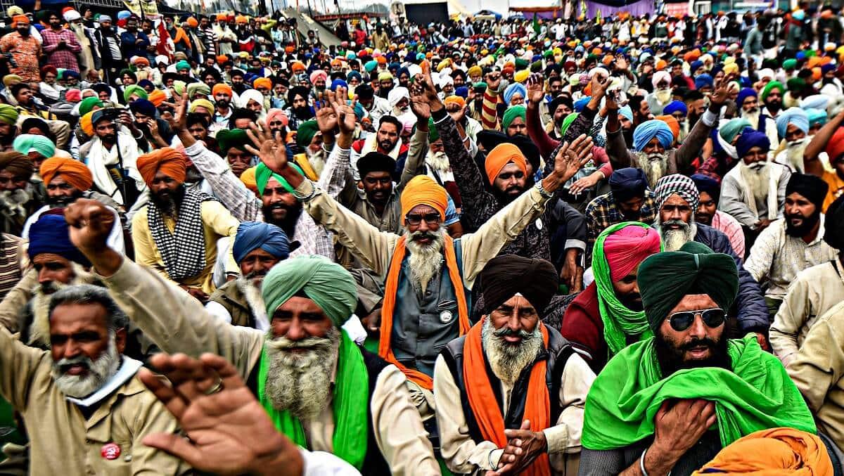 farmers protests, PM Narendra Modi, Farmers Mann ki baat, jalandhar, indian express