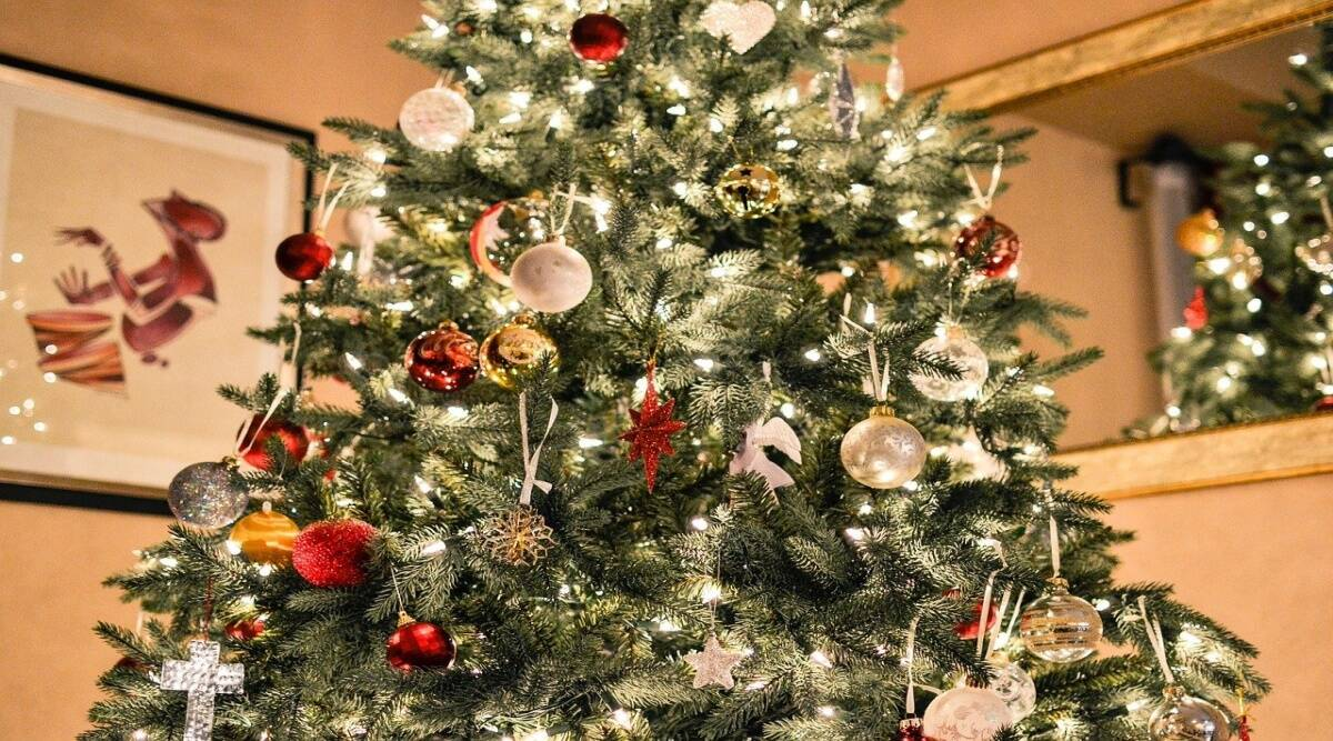 Merry Christmas 2020 Christmas Tree Drawing Decoration Ideas Images Photos Materials Items Pics
