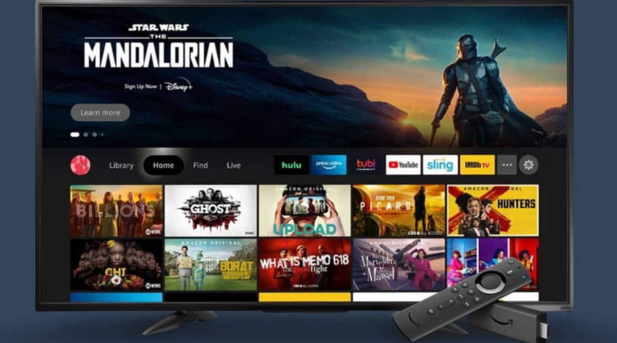 amazon firetv os update, firetv os new features, firetv os voice control profiles, fire tv os roll out schedule