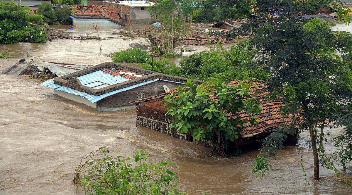 Chandrapur farmers sue Maharashtra govt, Chandrapur floods, Chandrapur flood relief, Bombay High Court Nagpur bench, Maharashtra news, indian express