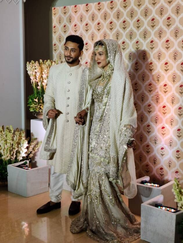 gauahar khan zaid darbar marriage
