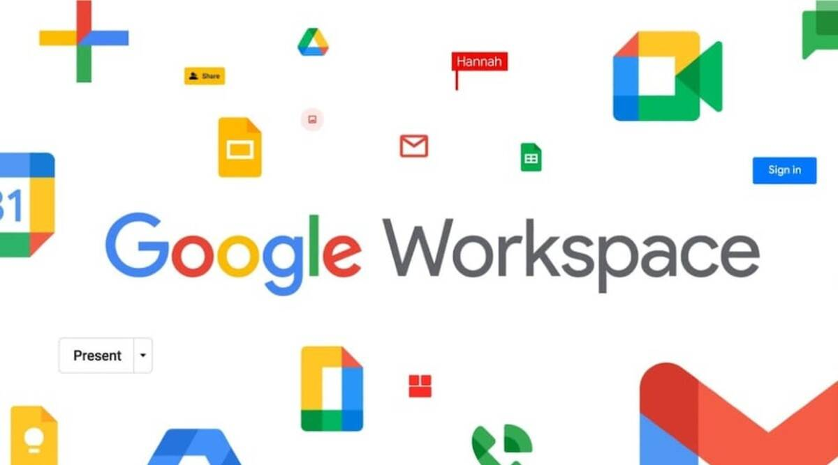 Google, Google Workspace, Docs, Sheets, Slides, Microsoft Office, Microsoft Word, Gmail