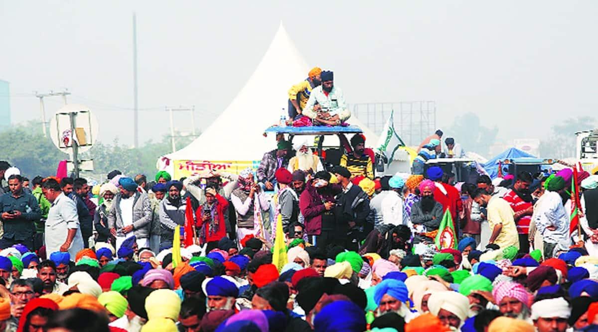 farm protest, farm bills, farm bill protest, punjab farmers protest, haryana farmers protest, indian express news