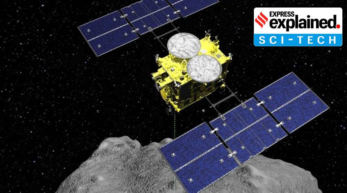 Explained: What is Japan's Hayabusa2 mission? - The Indian Express