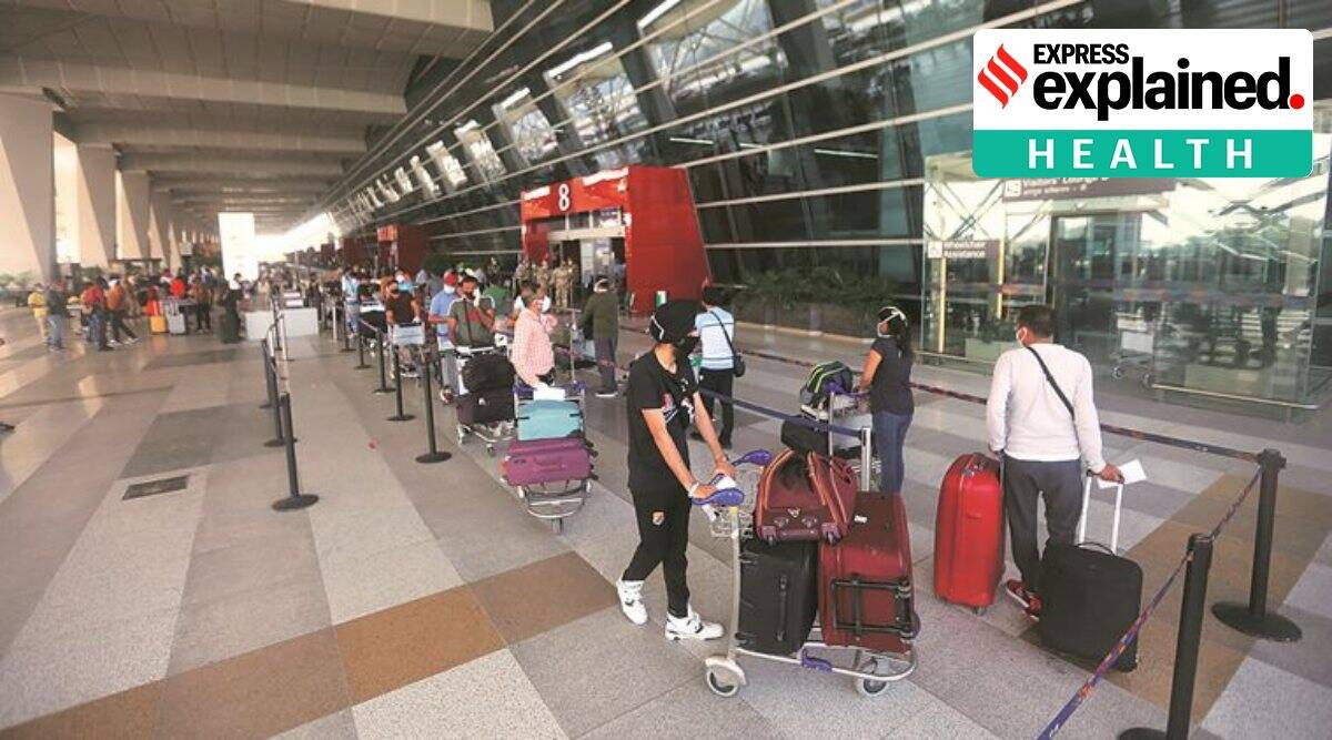 Explained: Why India has suspended all flights from the UK - The Indian Express