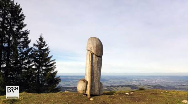 germany wooden penis, holzpenis, holzpenis disappeared,