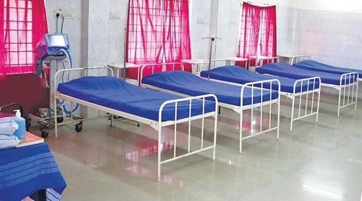 Ahmedabad covid bed charges, Ahmedabad private hospitals, Ahmedabad coronavirus cases, Ahmedabad news, Gujarat news, Indian express news