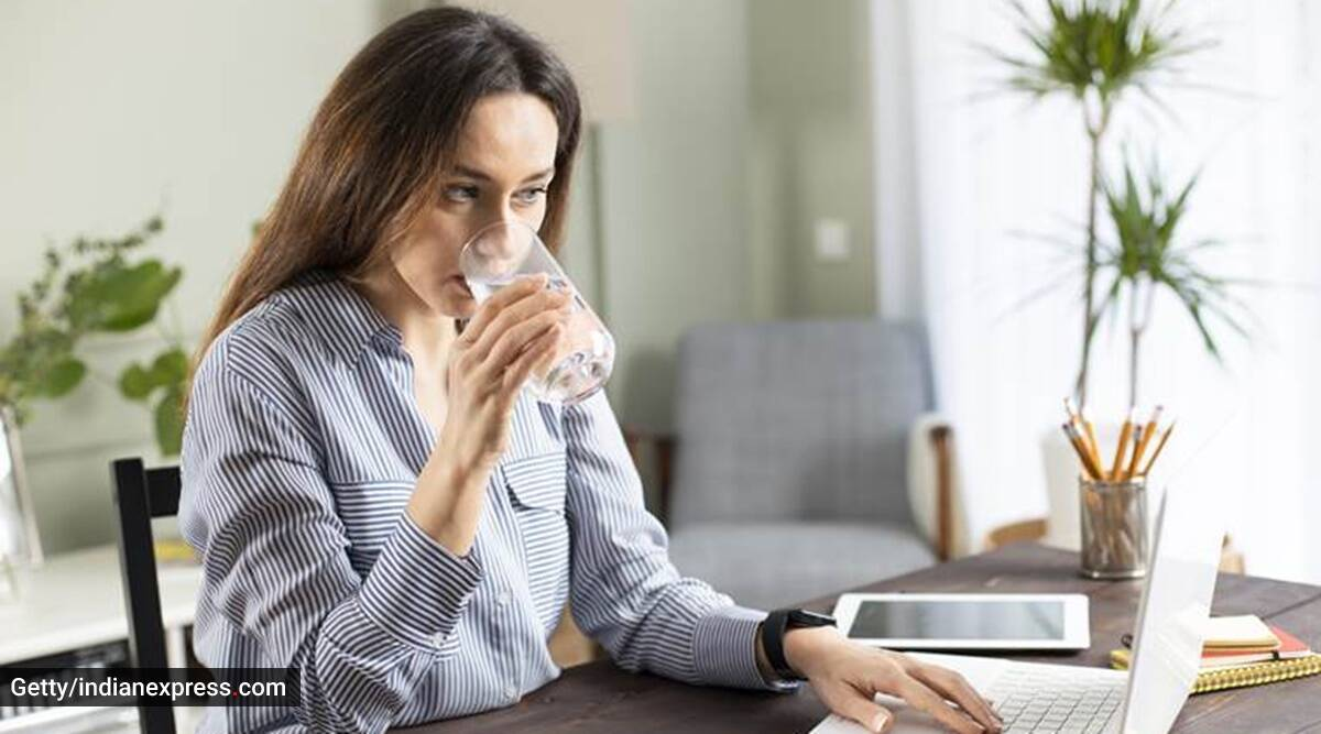 water, how much water is needed, hydration, how much water to drink, indianexpress.com, indianexpress, how much water should you be drinking, drinking water benefits, facts about drinking water,