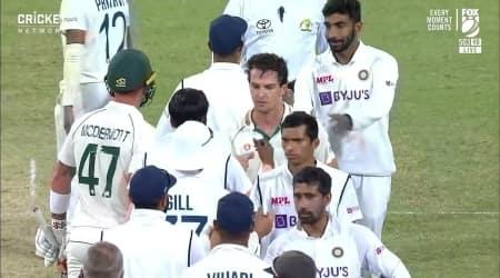 india vs australia a