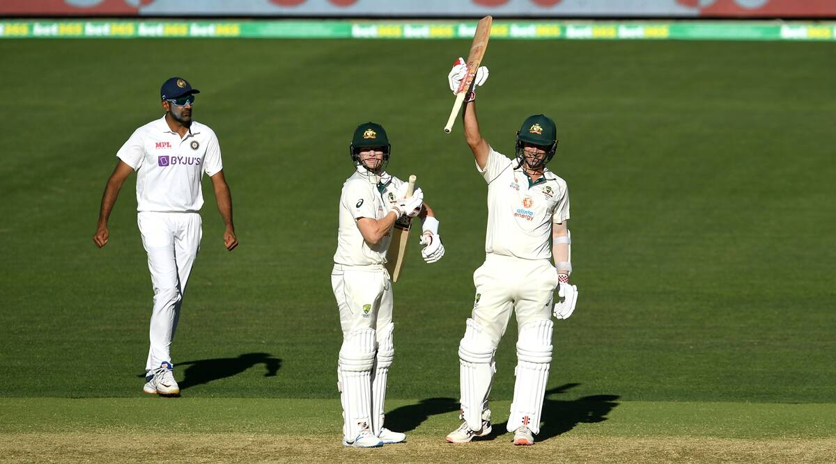 Australia Win First Test In Two And Half Days After India Record Lowest Ever Score Sports News The Indian Express