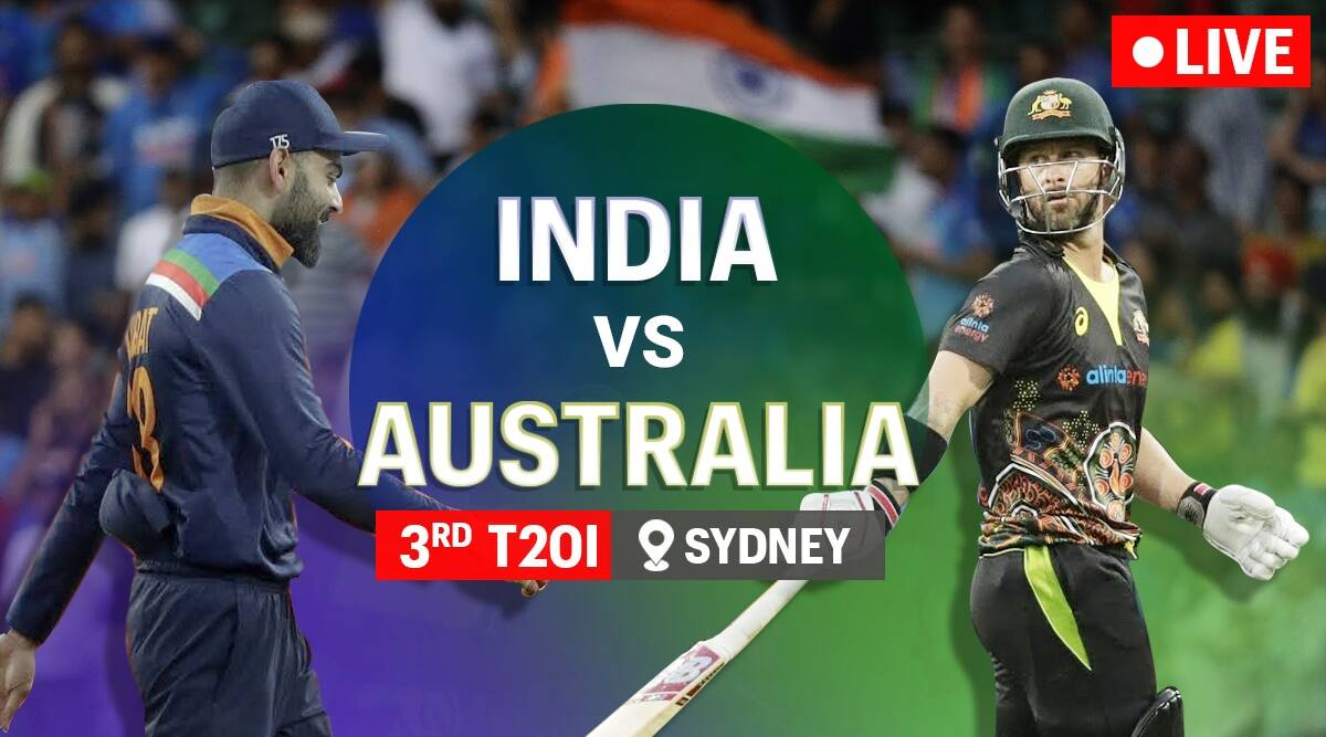 India vs Australia 3rd T20I Highlights: Australia win by 12 runs | Sports  News,The Indian Express