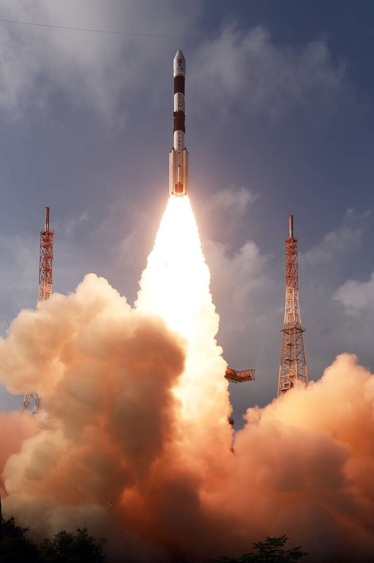 ISRO's PSLV-C50 rocket successfully places communication satellite into orbit thumbnail