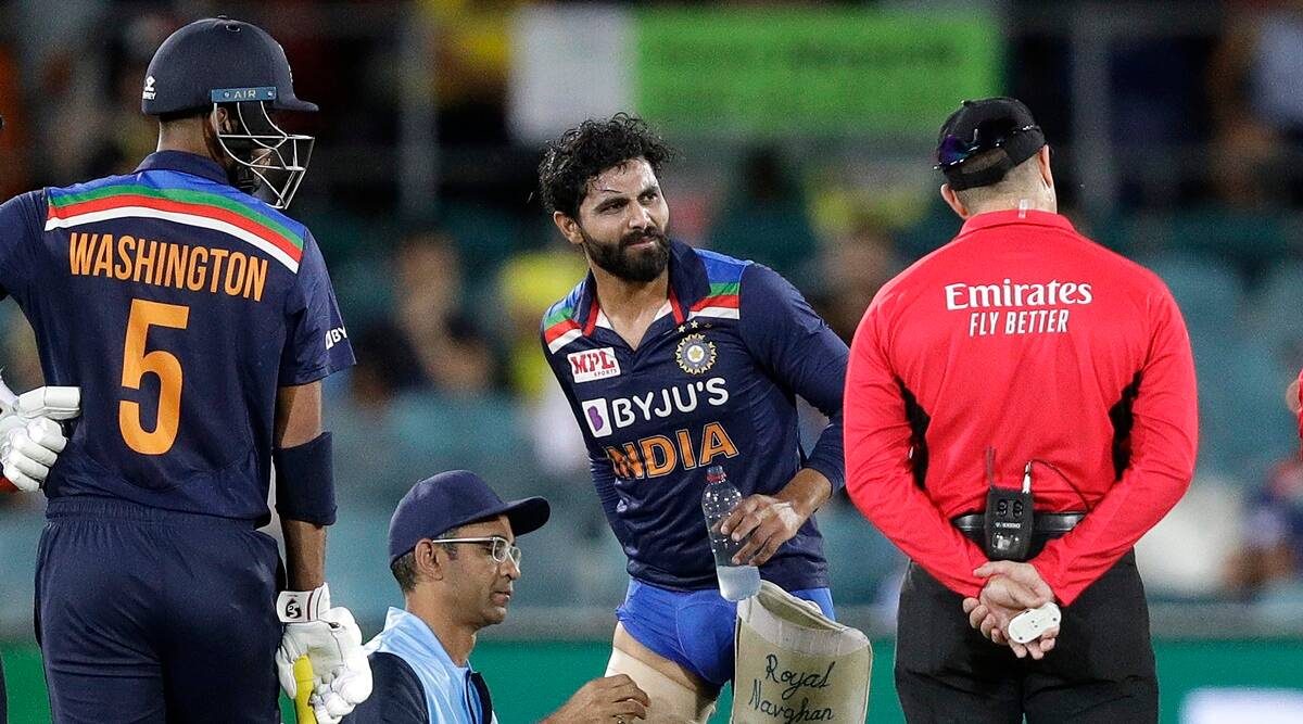 Ravindra Jadeja complained of dizziness after returning to dressing room: Sanju Samson