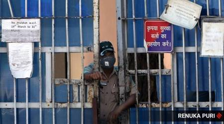 convicts return to jail, Pandemic parole extension over, UP Covid protocols, UP coronavirus cases, UP govt, UP news, Lucknow news, Indian express news