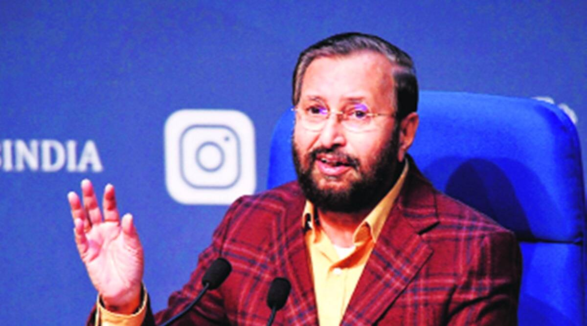 Prakash Javadekar, climate change, global warming, Paris Climate Accord, Climate Ambition Summit, five years of paris agreement, indian express news