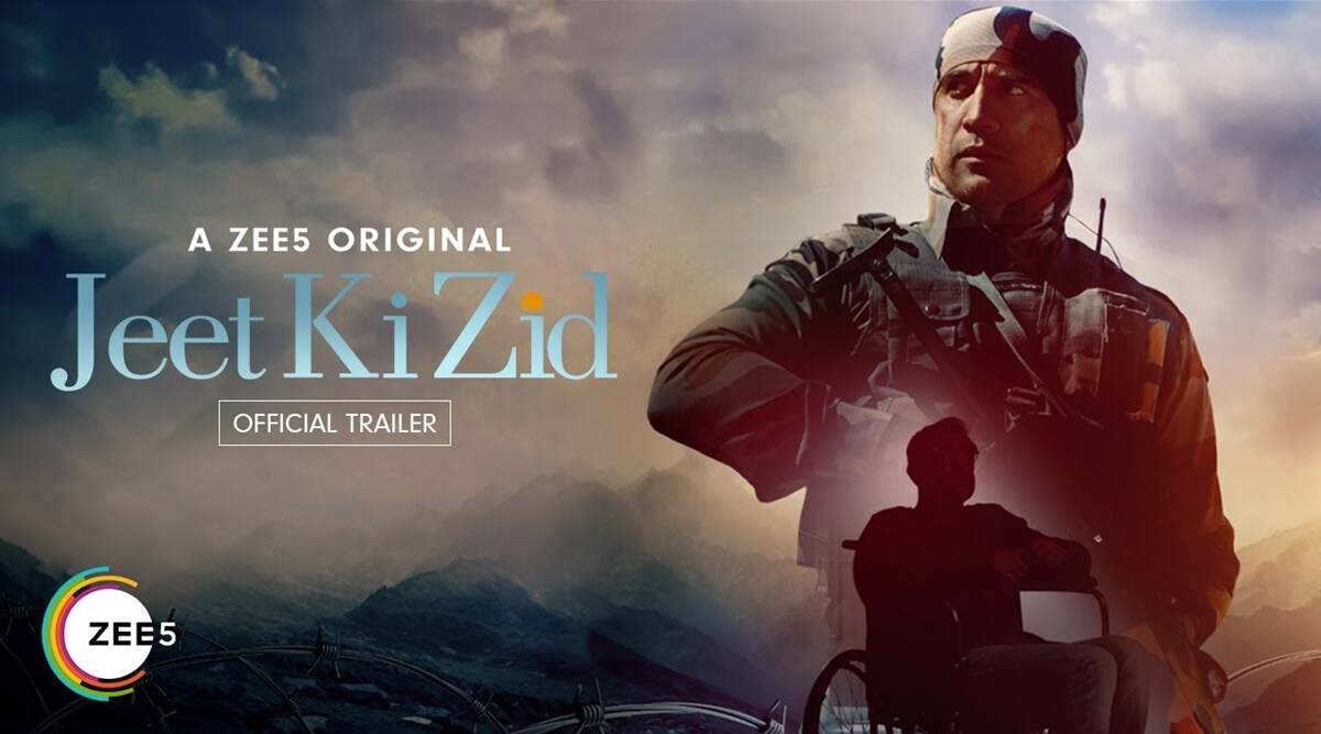 Jeet Ki Zid trailer: The power of perseverance | Entertainment News,The  Indian Express
