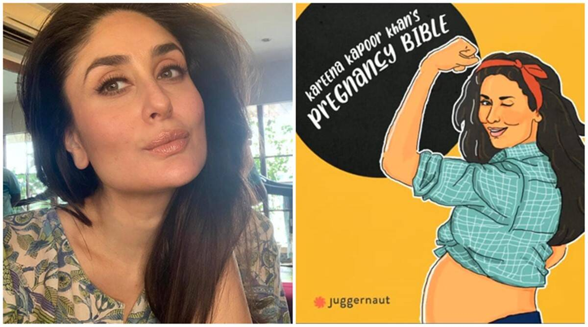 kareena kapoor khan pregnancy book