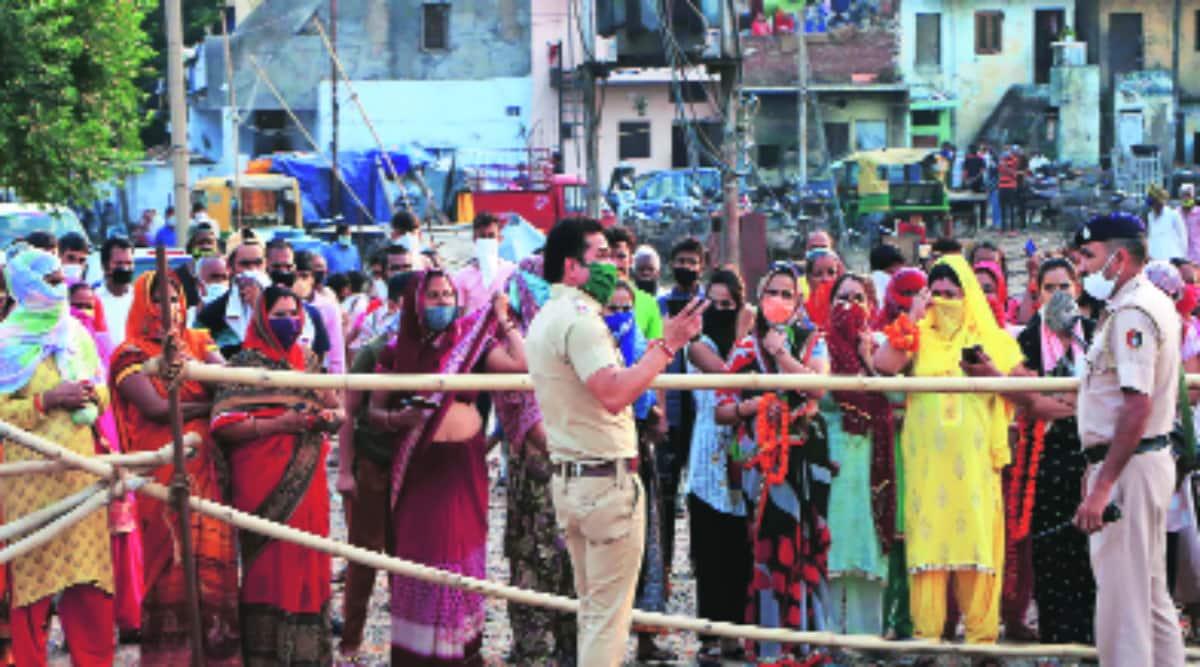 Chandigarh: People in khaki fought the virus valiantly