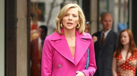 Kim Cattrall, Kim Cattrall in Sex and the City, Kim Cattrall as Samantha Jones, Sex and the City, Kim Cattrall on motherhood, Kim Cattrall on SATC, indian express news
