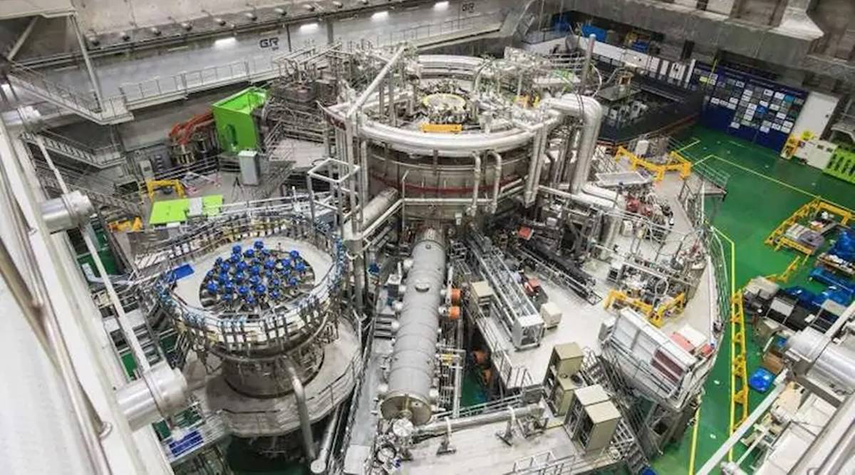 South Korea's 'artificial sun' achieves 100 million degrees for 20 seconds, breaks world record | Technology News,The Indian Express