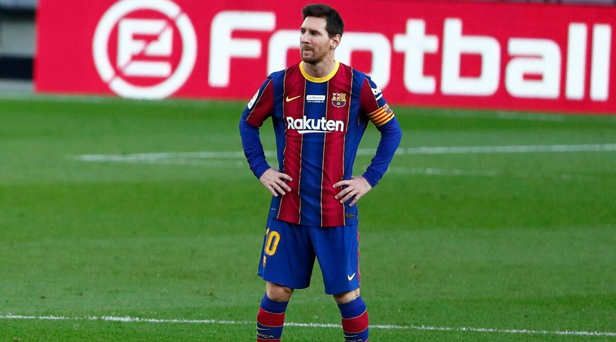 Barcelona threaten legal action following publication of Messi's contract details