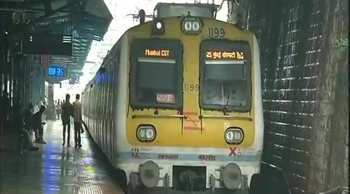 Vijay Wadettiwar, Mumbai local trains, mumbai suburban local trains, Mumbai news, indian express news